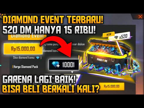 maksud dari diamond event free fire