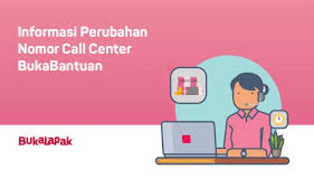 call center customer services bukalapak