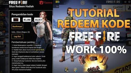 Redeem Code Ff