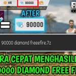 Update Script 90000 Diamond Free Fire 7z Terbaru 2020