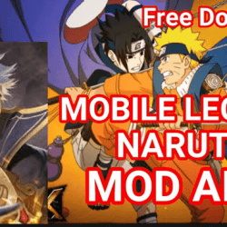 apk naruto senki mobile legends