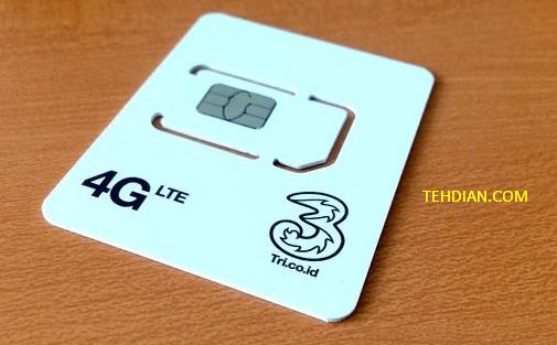 upgrade kartu 3 sinyal 3g ke 4g melalui sms