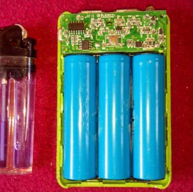 ganti baterai powerbank