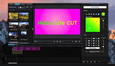 cutecut free watermark