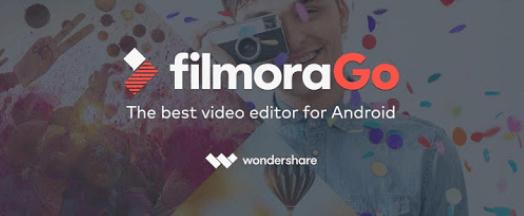 filmorago app edit video