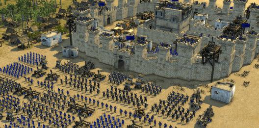 stronghold crusader 2 offline