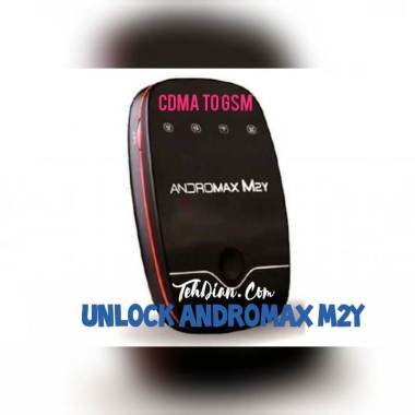 Unlock andromax m2y haier