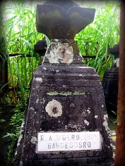 Tomb of Ancestor - Jogjakarta