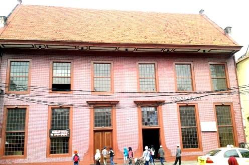 Toko Merah - A Dutch colonial landmark in Jakarta Old Town