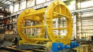 оборудование для металлургических предприятий.