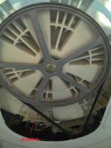 Ремень привода стиральной машины