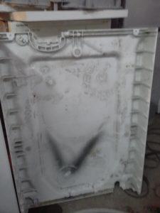 Задняя стенка Занусси