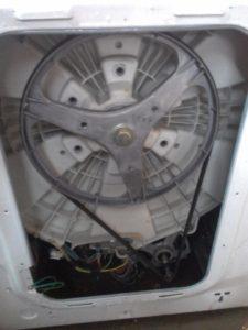 Разборка стиральной машины LG