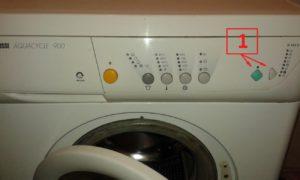 Стиральная машинка Занусси EWM2000