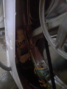 плата управления стиральной машины аристон