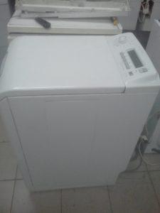 Вертикальная стиральная машина electrolux