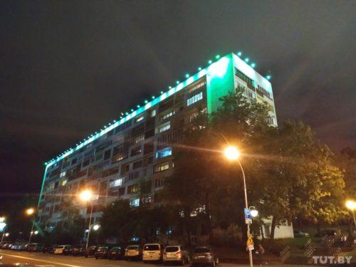 съемка ночью на камеру xiaomi redmi note 6 pro