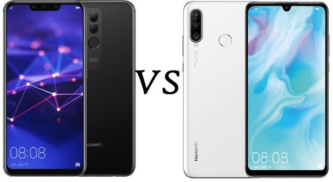 Huawei P30 Lite vs mate 20 lite