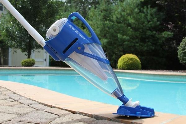 dammsugare till pool