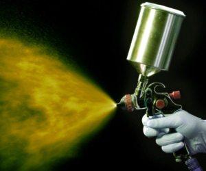 cara+menyetel+spray+gun
