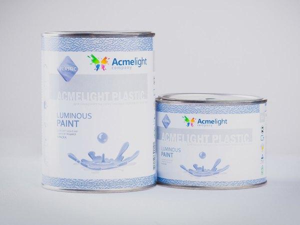 AcmeLight Plastic - краска для пластика (00165)