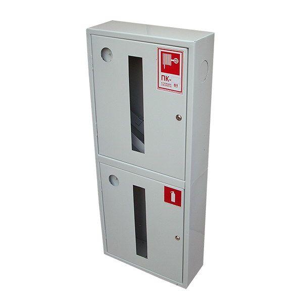 Шкаф пожарный ШПК-322 ВО встроенный без задней стенки 1600х600х230мм (00125)