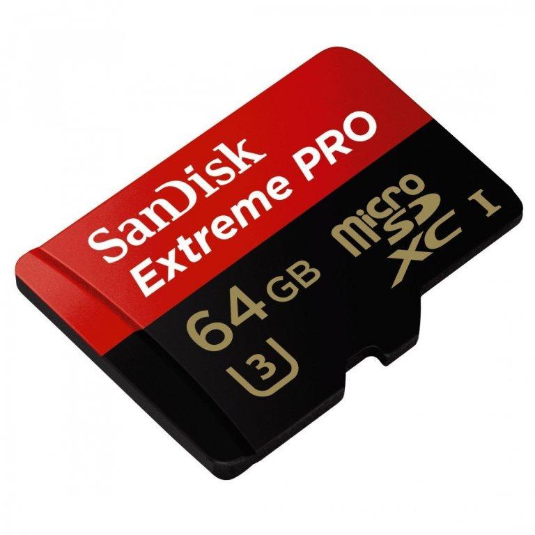 MicroSD 10 Class.