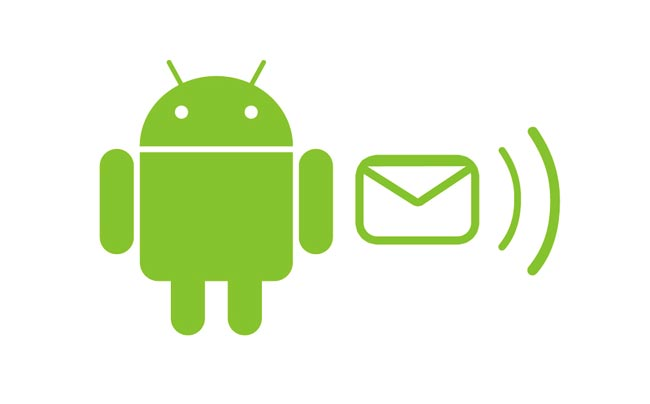 Android-besked