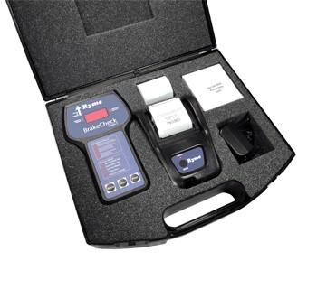 Uređaj za merenje usporenja vozila pri vršenju tehničkog pregleda na poligonu