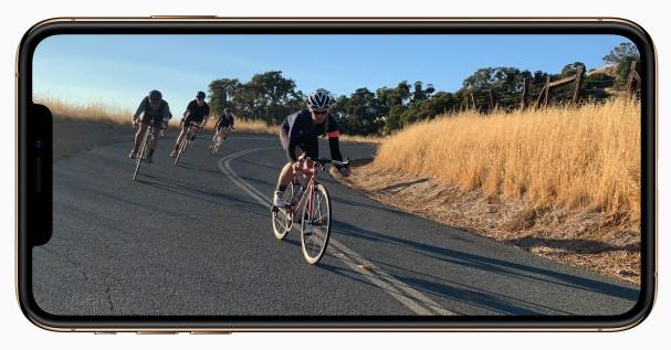 iPhone Xs. Foto: Apple