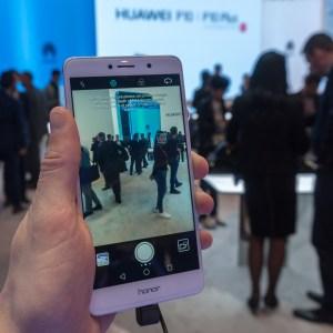 Pomemben del Huaweijevega preboja je Honor