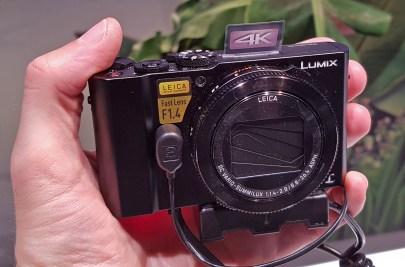 LX15 je majhen, a ne med najmanjšimi žepniki.