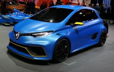 Renault Zoe e-sports