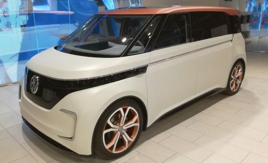 VW koncept