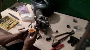 Замена щеток двигателя в стиральной машины Одесса