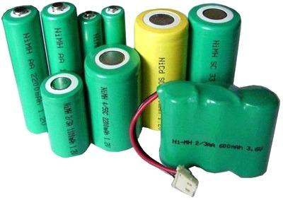 Akkumuliator NiMh