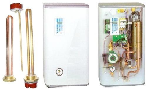 Elektricheskie kotly otopleniia TENovye