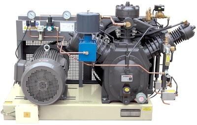 Kompressor gazovyi
