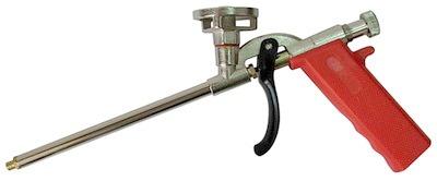 Pistolet dlia montazhnoi peny poluavtomaticheskii