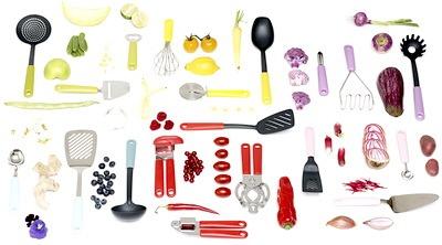 Кухонные принадлежности. Виды и применение. Особенности
