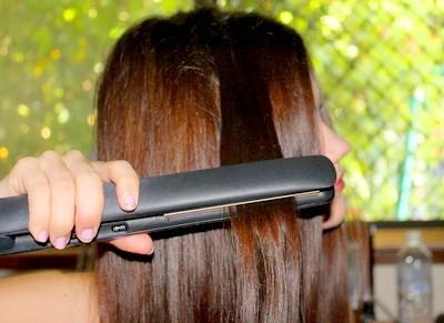 Утюжок для волос. Пластины и применение. Параметры и особенности