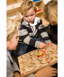 Motor skills board: numbers - Educo