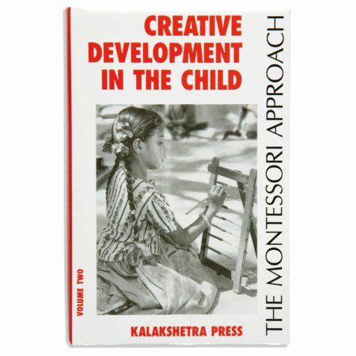 Book: Creative development in the child volume 2 - Kalakshetra