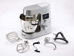 Teigknetmaschine Küchenmaschine