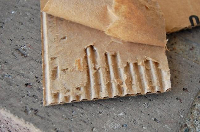 How cardboard is made