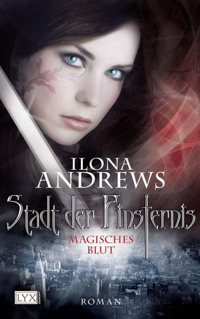 """Cover """"Stadt der Finsternis 4 - Magisches Blut"""""""