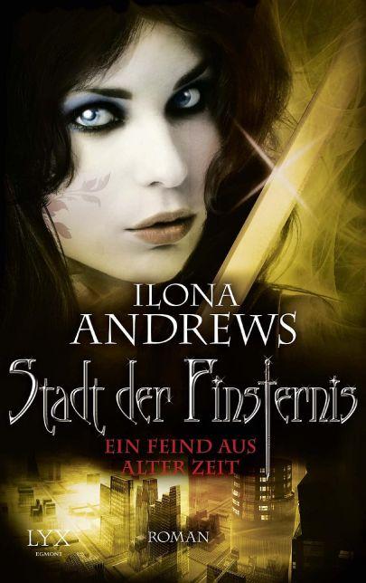 """Cover """"Stadt der Finsternis 8 - Ein Feind aus alter Zeit"""""""