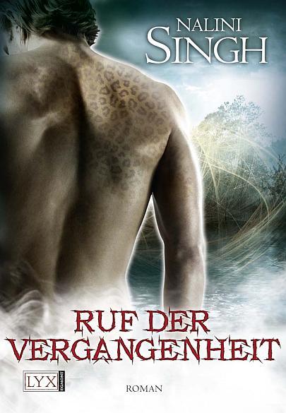 "Cover ""Gestaltwandler 7 - Ruf der Vergangenheit"""