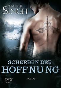"Cover ""Gestaltwandler 14 - Scherben der Hoffnung"""