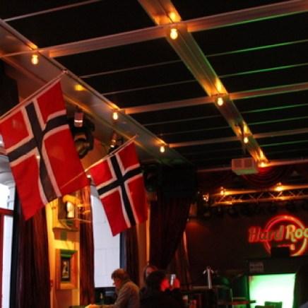 Das Hard Rock Cafe Oslo